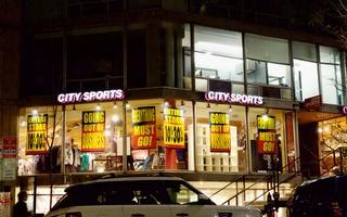 City Sports Closing Sale