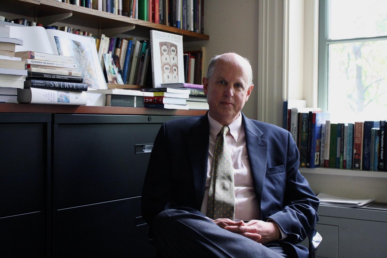 Professor James Simpson
