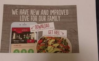 bgood kale bowl offer
