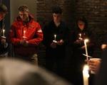 AIDS Day Candlelight Vigil