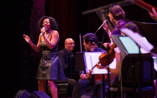 """Billy Childs' """"Map To The Treasure: Reimagining Laura Nyro"""""""