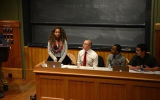 Debating Political Correctness