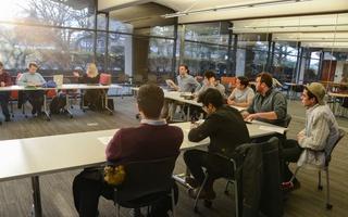 UC Representatives Meet in the SOCH