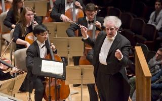 Boston Philharmonic Youth Orchestra at Symphony Hall