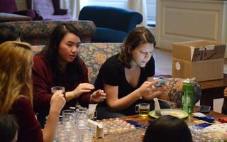 Women in CS Tea Party