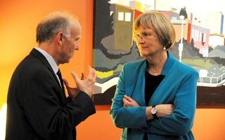 Currier Conversations with President Drew Faust