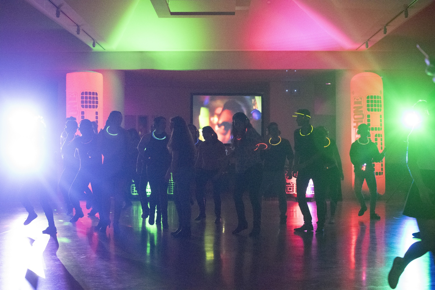 Shut Up and Dance: a Silent Disco Party
