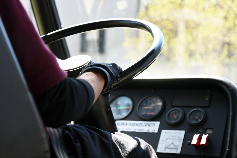 Harvard Shuttle Driver