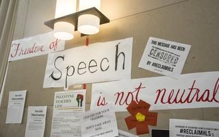 """Freedom of Speech is Not Neutral"""