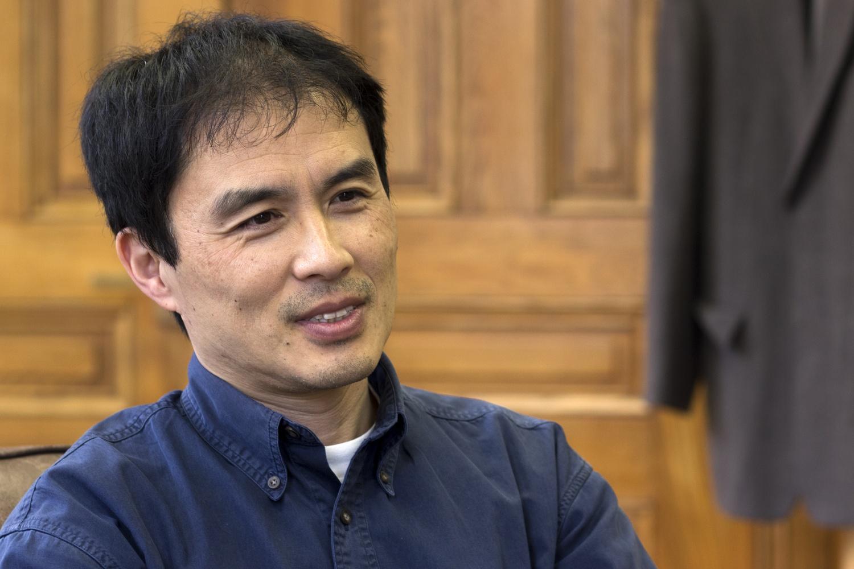Professor Masahiro Morii