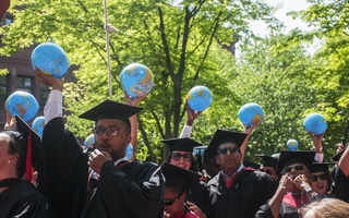 Harvard Kennedy School Class of 2016