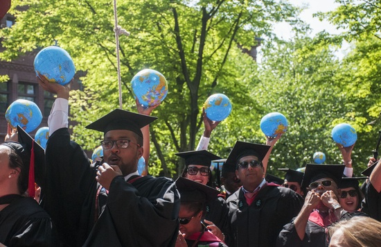Harvard Kennedy School Class of 2016