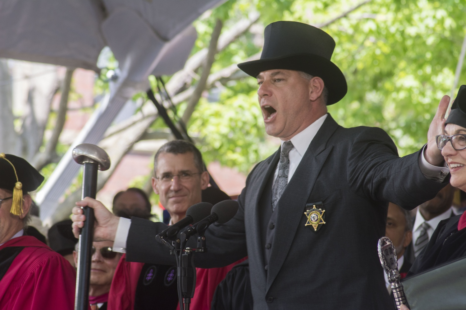 The Sheriff of Middlesex County