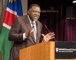 Namibian President Speaks