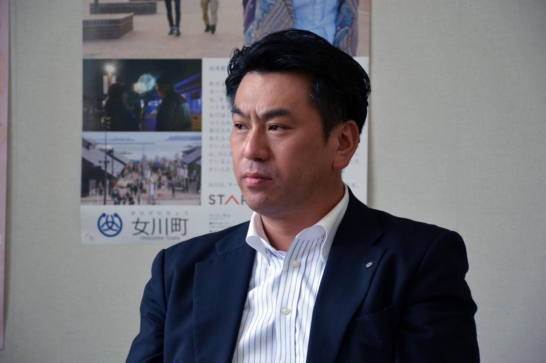 Mayor of Onagawa