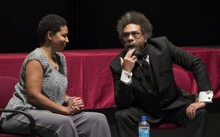 A Conversation with Cornel West