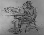 Studying Beneath Annenberg
