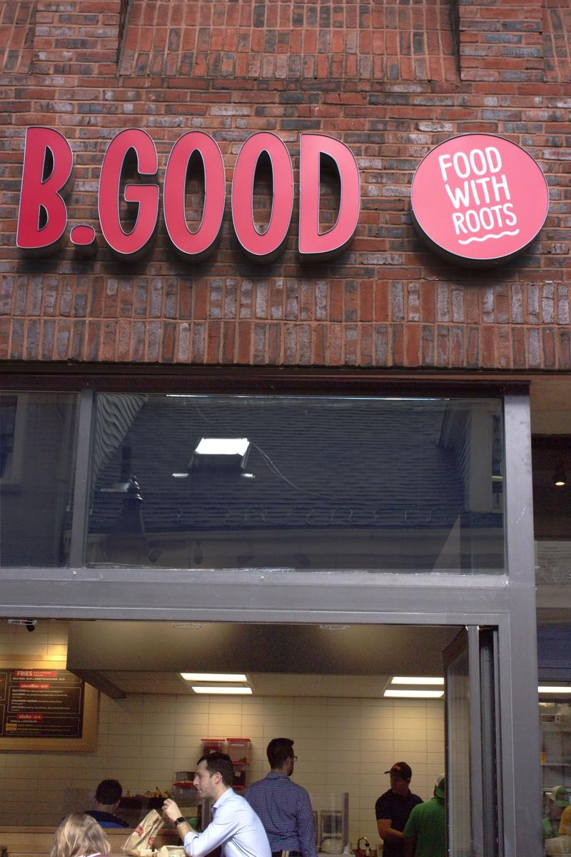 b.good's Return
