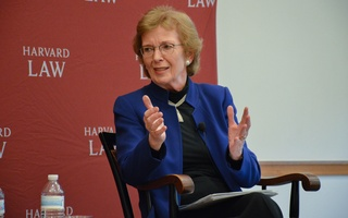Former Irish President Mary Robinson