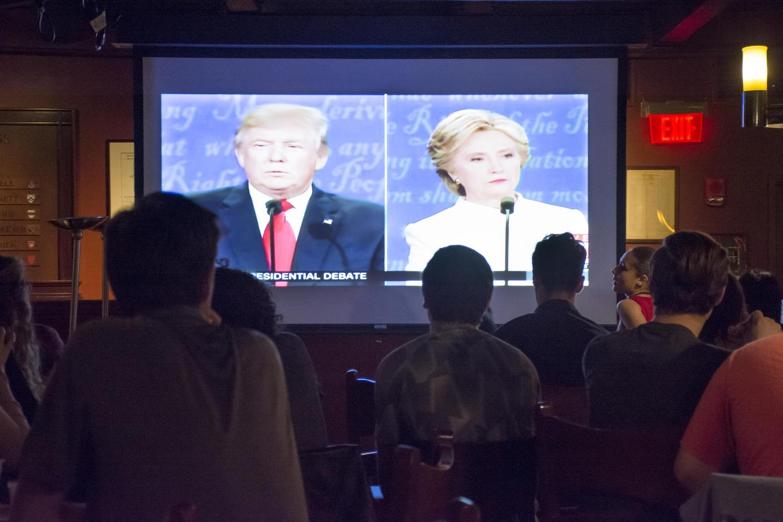 Queen's Head Debate Watch