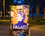 Hillary on Poster Tree