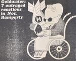 Political Cartoon 1964