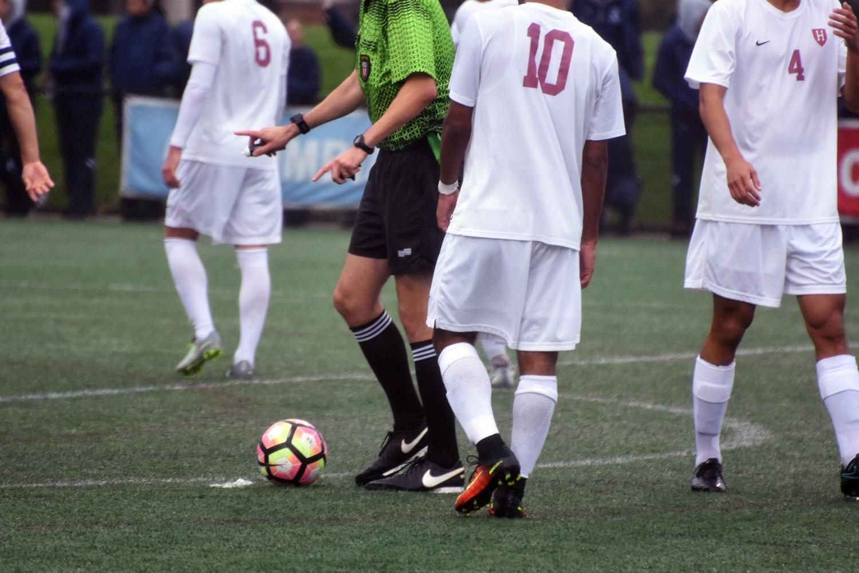 Soccer vs. Yale