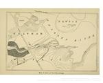 Map of Fort Norumbega