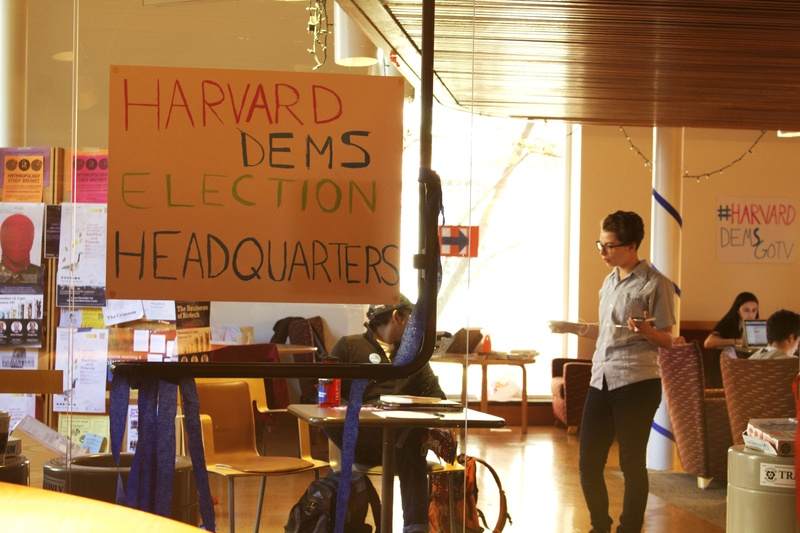 Harvard Dems Headquarters