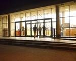 Lamont Outside Night