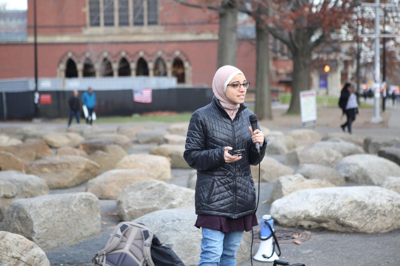 Students Rally for Harvard Sanctuary Status
