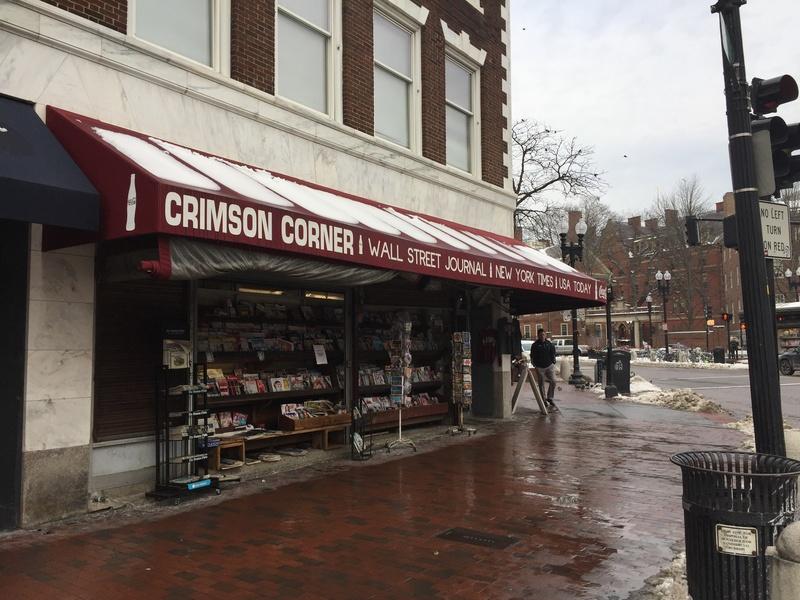 Crimson Corner in Jeopardy