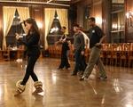 Dining Hall Dancing