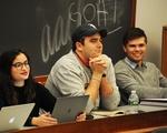 Undergraduate Council Meeting