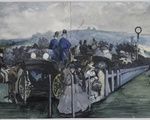 Race Course at Longchamp