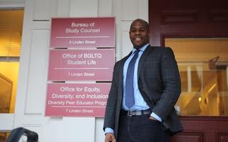 Director of BGLTQ Student Life
