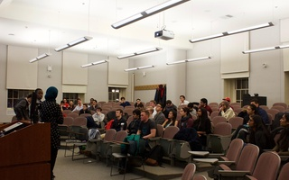 UC General Meeting