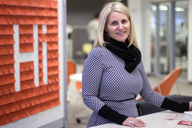 Jodi Goldstein at Harvard Innovation Labs