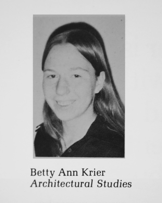 Betty Krier