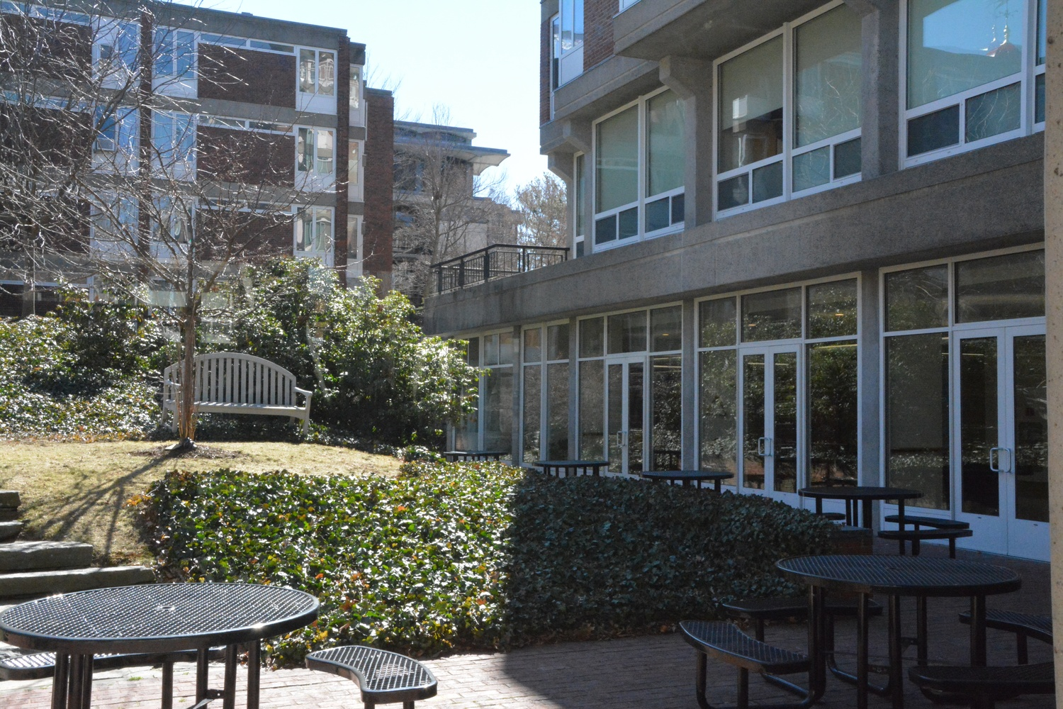 Currier Patio