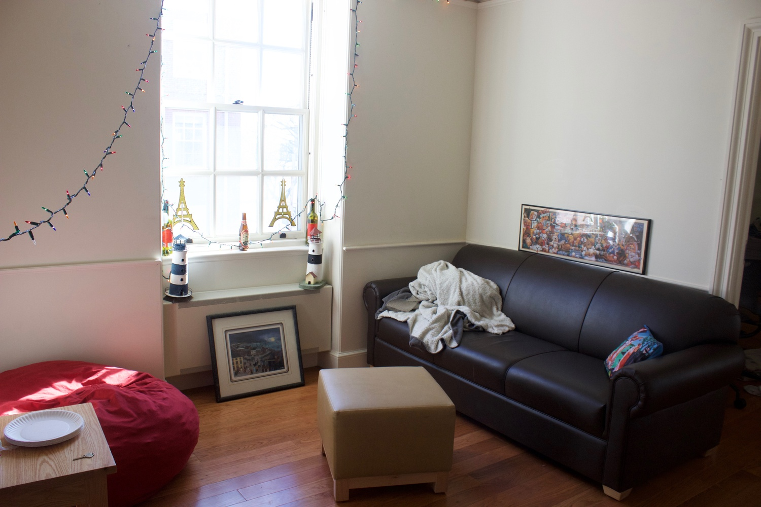 Dunster Common Room