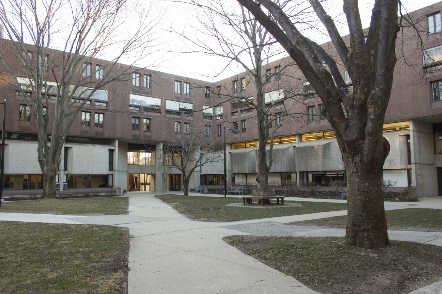 Mather Courtyard