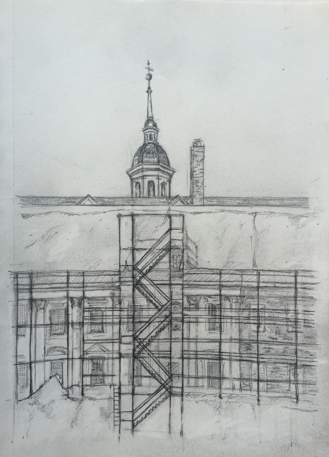 Unfinished: Winthrop House