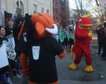 Battle of the Mascots
