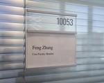Feng Zhang Door Name