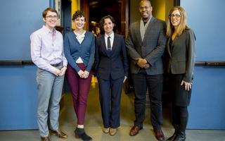 OSAPR, BGLTQ & Title IX Offices Partnership