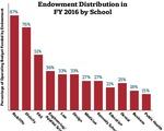Endowment Distribution Graph