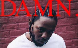 """Kendrick Lamar, """"DAMN."""""""