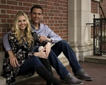 Gregory M. Hewett '17 and Jenni L. Pfeiffer