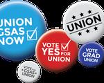GSAS Union Buttons